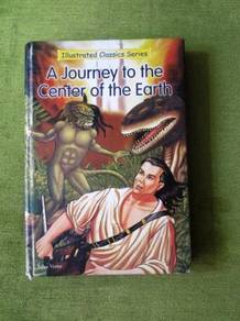 A Journey to the Center of the Earth (Hardcover)