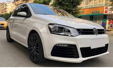 Volkswagen Polo R Front bumper Complete Daylight