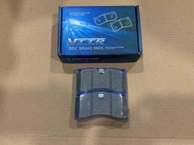 VTTR Blue Sport Mini 6 Pot Caliper Brake Pad