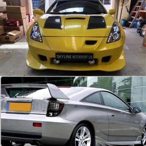 Toyota Celica 01 Head Lamp Led Tail Lamp Taiwan