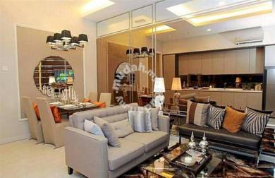 The Haute condo, Keramat, P/furnish