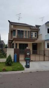 Nusa Duta, Bukit Indah Cluster House, Renovated, Good Condition