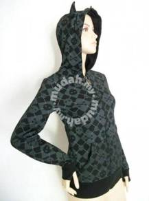 Avril lavigne abbey dawn hoodie jacket skull