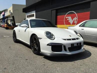 Porsche carerra 997 bodykit GT3 bodykit techart