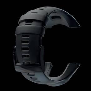17 RAGg suunto ambit3 sport black silicone strap