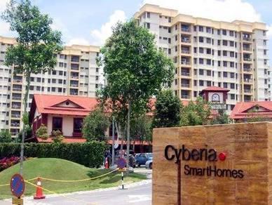 Bilik Sewa Cyberjaya, Cyberia Smarthomes Condo, Master Room