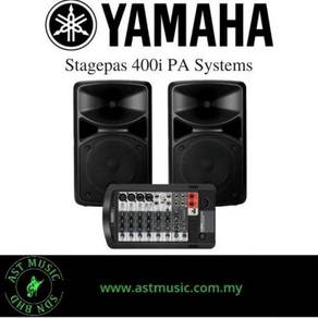 Yamaha Stagepas 400i PA Systems