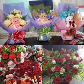Bunga segar dipagi hari ipoh surprise delivery