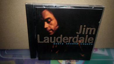 CD Jim Lauderdale - Every Second Counts