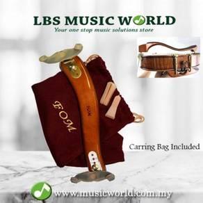 Fom me035 violin premium shoulder rest for 3/4 4/4