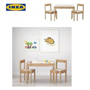 Set of ikea latt children table 03