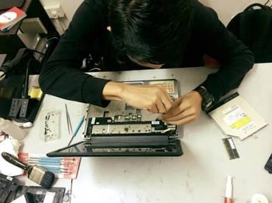 Service Repair Format Baiki Laptop / Computer / PC
