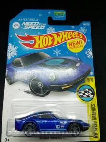 Hot Wheels Nissan Fairlady Z Need For Speed 2016