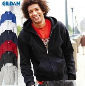 10584 Men's Zipper Hooded Cardigan Sweater Jacket