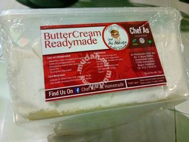 Buttercreem Readymade Chef As