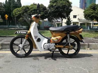 Honda EX5 Dream (2012)