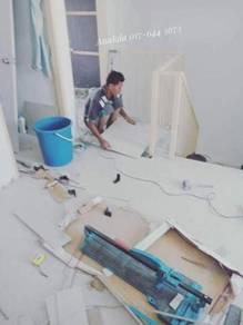 Tukang tiles