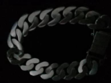 Barcelet Bangle silver 925