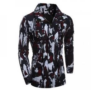 6397 Style Men's Casual Slim Fit Coat Jacket