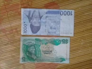 Salam saya ada jual duit lama.berapa awak boleh