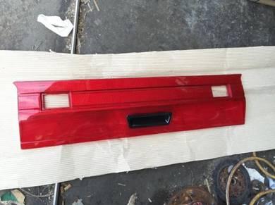 ISWARA A/B AEROBACK Rear Bonnet Reflector FULLRED2