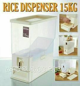 Rice dispenser 15 kg