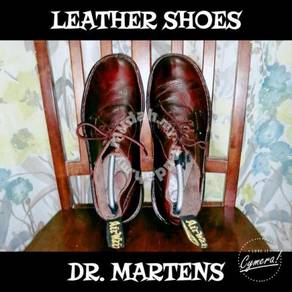 Leather Shoes Dr. Martens
