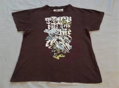 Baju T-Shirt Tropicana Life