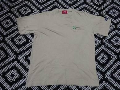 Vintage helly hansen sea gear t shirt size L