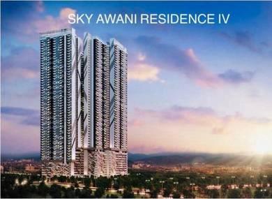 Rumawip Sky Awani 4 Setapak For Sale