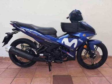 2018 Yamaha Y15ZR