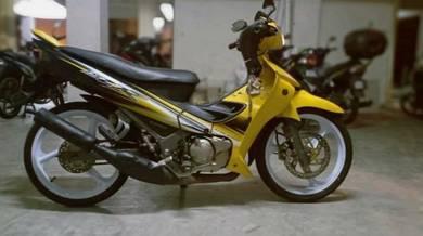 1999 Yamaha 125Z condition mcm hanna delisha