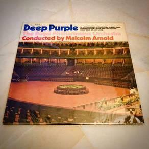 Early German Pressing LP Deep Purple