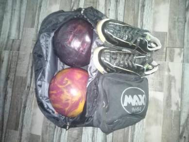 Bowling set 4 let go
