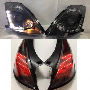 Nissan Fairlady Head Lamp Led Tail Lamp Taiwan