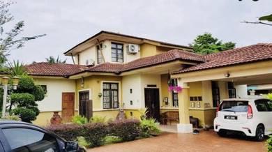 1.5 Storey Bungalow House Taman Persada Aman Bandar Enstek Nilai