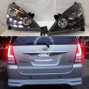 Toyota innova 04-15 Head Lamp Led Tail Lamp Taiwan