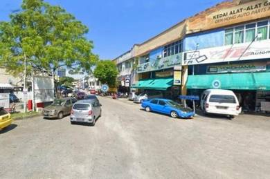 [CORNER WITH LAND] 1.5 Storey Industrial Factory Warehouse Sungai Besi