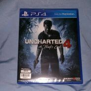 PS4 Uncharted 4 A Thief End