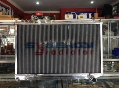 Synergy aluminium radiator toyota supra