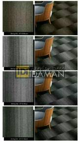Landsq- office carpet, karpet pejabat^ blind