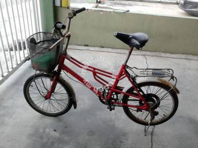 Bicycle for funride