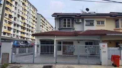 2 storey terrace corner taman buana perdana pjs 3 petaling jaya