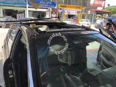 Toyota vellfire alphard sunroof bocor leaking