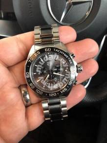 TAG HEUER Formula 1 Chronograph Steel Quartz Watch