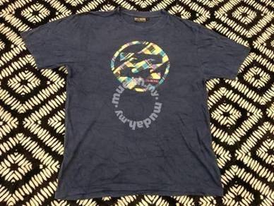 Billabong t shirt dark blue size L