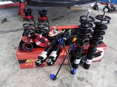 Bc Racing V1 Series Fully Adjustable VW Jetta