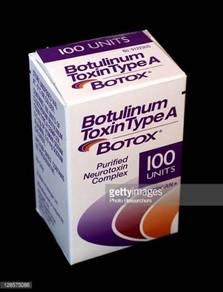 Botoxs Brow Lift - Botulinum Toxin