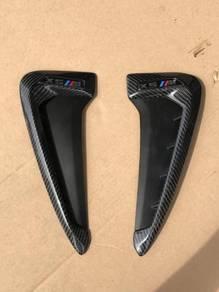 BMW F15 x5 carbon fiber fender cover BMW F15 x5M