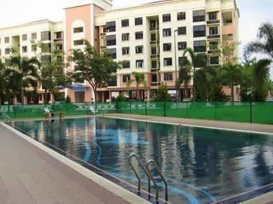 Freehold Bukit Beruang Utama Apartment, Near MMU, Melaka